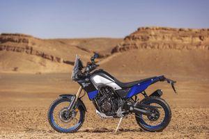 Yamaha Tenere 700 phiên bản sản xuất được tiết lộ tại EICMA 2018
