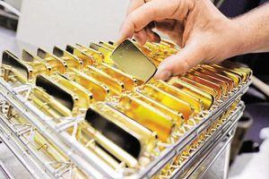 Giá vàng SJC tăng nhẹ, chênh lệch 2,5 triệu đồng so với vàng thế giới