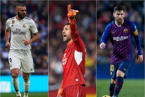Barca thua trận, Messi vẫn góp mặt trong ĐHTB vòng 12 La Liga