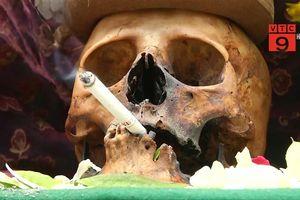 Sởn gai ốc với lễ hội đầu lâu rùng rợn ở Bolivia