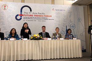 Việt Nam đăng cai diễn đàn y tế tương lai lần thứ 11 - khu vực châu Á Thái Bình Dương