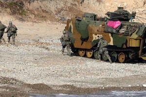 Truyền thông Triều Tiên 'không để yên' tập trận Mỹ - Hàn