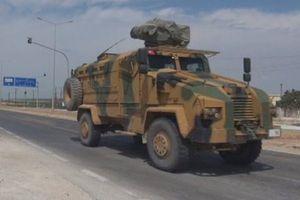 Quân đội Thổ Nhĩ Kỳ tấn công lực lượng người Kurd ở đông bắc Aleppo