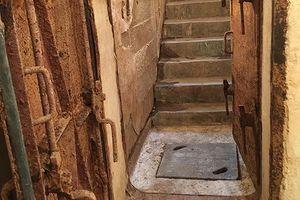 'Giải mật' hai căn hầm đặc biệt trong lòng Hoàng thành Thăng Long