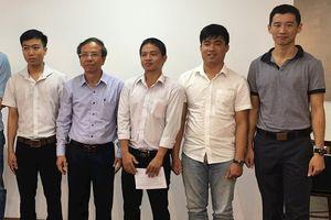 Đà Nẵng: Ba dự án khởi nghiệp tham gia chương trình ươm tạo khóa VII