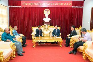 BẢN TIN MẶT TRẬN: Vận động kiều bào Việt Nam hướng về nguồn cội