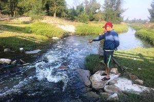 Sống khổ vì nguồn nước ô nhiễm