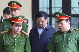 Viện kiểm sát công bố cáo buộc ông Phan Văn Vĩnh