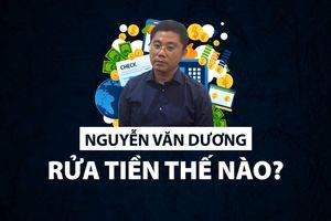 Trùm cờ bạc Nguyễn Văn Dương rửa tiền như thế nào?