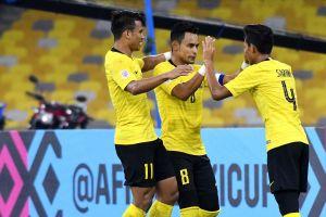 Malaysia thắng nhọc Lào nhưng vẫn có thể khiến tuyển Việt Nam ôm hận