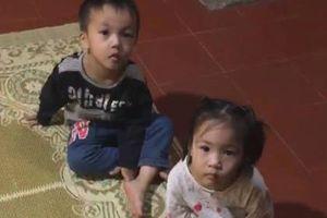 Người mẹ để lại hai con ở chùa nhờ nuôi hộ