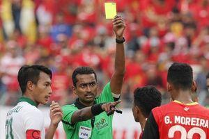 Cầu thủ Indonesia và Đông Timor ẩu đả tại SEA Games 2017