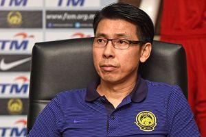 HLV ĐT Malaysia ca ngợi khả năng tấn công của tuyển Việt Nam