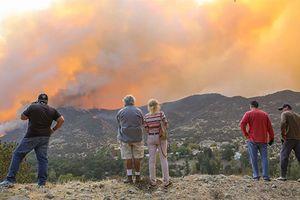 'Thiên đường - địa ngục' Nam California qua chùm ảnh trước - sau thảm họa cháy rừng