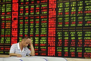 Cổ phiếu châu Á ngập sắc đỏ do áp lực bán tháo trên sàn Phố Wall