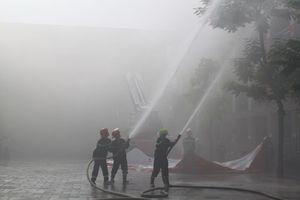 Quận Cầu Giấy tuyên truyền kỹ năng phòng cháy chữa cháy cho các khu dân cư