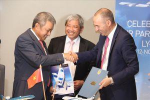 Vietnam Airlines hợp tác mở đường bay Việt Nam - Israel