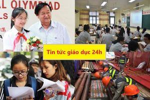Tin tức giáo dục 24h: Cán bộ trường Cao đẳng nghề Phú Thọ 'tố' hàng loạt sai phạm của Hiệu trưởng