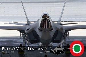Nguyên nhân Italia không muốn vẫn phải mua F-35 Mỹ