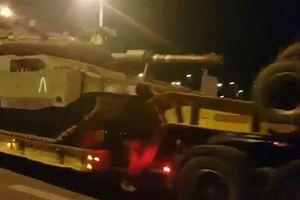 Merkava IV tham chiến, lò lửa Gaza sẽ thiêu chín?