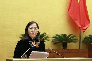 Ủy ban Tư pháp của Quốc hội đánh giá cao các Báo cáo của Chính phủ