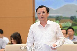 Bộ trưởng Đinh Tiến Dũng: 'Đã vận động hơn 100.000 tài khoản trên mạng nộp thuế'