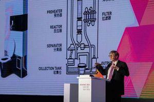 Bill Gates tạo ra nhà vệ sinh mà nhiều gia đình mơ ước