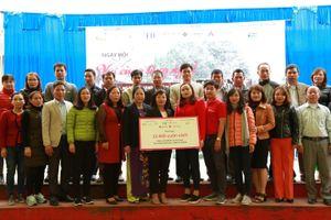 SeABank thực hiện nhiều hoạt động từ thiện, xã hội ý nghĩa