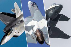 Nga nói thẳng lý do chiến đấu cơ Su-57 tốt hơn F-22 và F-35