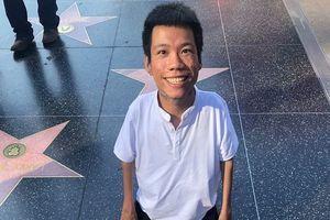 Sự thật nghệ sĩ Việt đầu tiên được vinh danh trên Đại lộ Danh vọng