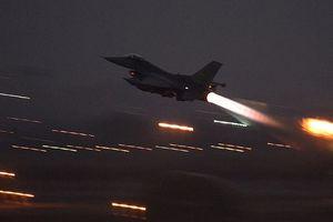 Liên quân Mỹ không kích Syria làm hơn 60 người thương vong