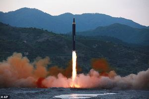 Lộ căn cứ Triều Tiên có thể chứa tên lửa bắn xa tới Mỹ?