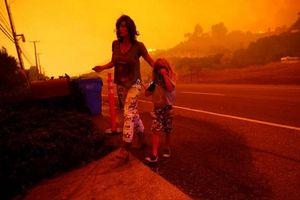 Cháy rừng tại Mỹ: Ít nhất 42 người thiệt mạng, ban bố tình trạng thảm họa