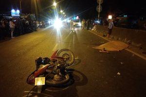 Hai vụ tai nạn trong đêm, hai người tử vong