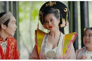 Phim 'cung đấu' Việt: Xem chỉ để... cười