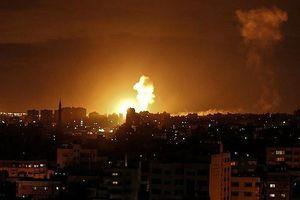 Giao tranh dữ dội giữa Israel và Phong trào Hồi giáo vũ trang Hamas
