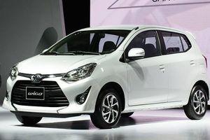 Top 10 mẫu xe bán chạy nhất tháng 10 tại thị trường Việt Nam