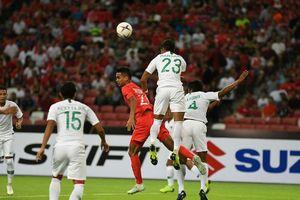 Indonesia nhọc nhằn kiếm 3 điểm đầu tiên tại AFF Cup 2018