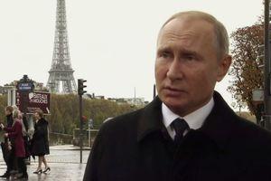 Sốc với phản ứng 'lạ' của Putin khi Nga bị quân đội châu Âu hùng mạnh đe dọa