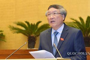 Chánh án Nguyễn Hòa Bình: Tòa án xét xử kịp thời, nghiêm minh nhiều vụ án tham nhũng lớn