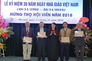 Thứ trưởng Bộ GD-ĐT mong muốn Hội Cựu giáo chức cùng góp tiếng nói cho sự nghiệp giáo dục phát triển