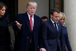 Ông Trump công kích các lãnh đạo châu Âu