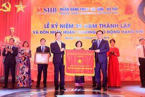 SHB: Từ 400 triệu đồng đến Top 10 ngân hàng TMCP uy tín nhất