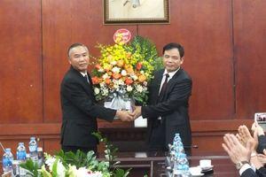 Ông Phùng Đức Tiến được điều động giữ chức Thứ trưởng Bộ NN-PTNT