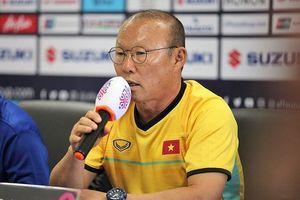 HLV Park Hang Seo nhận tin vui trước đại chiến với Malaysia