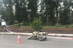 Người đàn ông tử vong thương tâm nghi tự ngã xe máy