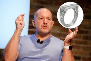 Chiếc nhẫn kim cương làm hoàn toàn bằng kim cương bởi Jony Ive, giá khoảng 250.000 USD