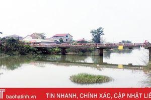 Hà Tĩnh đầu tư 25 tỷ đồng xây dựng cầu Hội ở Cẩm Xuyên