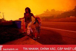 Những con số gây ám ảnh về vụ cháy rừng tồi tệ nhất lịch sử California