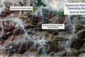 Triều Tiên che giấu nhiều căn cứ tên lửa